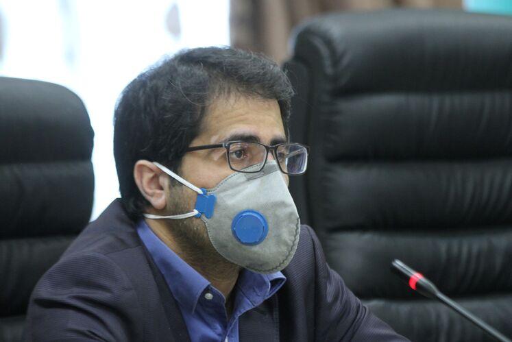 محمد رضایی، دستیار ارشد مدیر عامل شرکت ملی پالایش و پخش فرآوردههای نفتی ایران