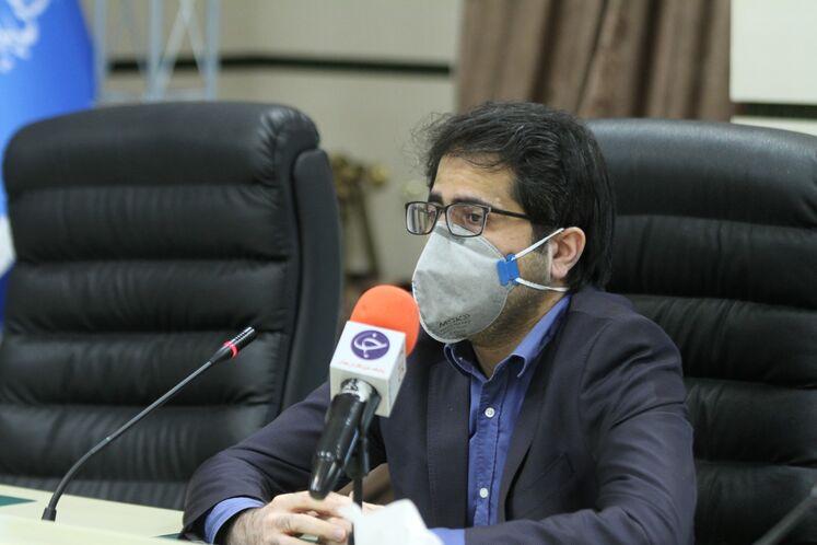 محمد رضایی، دستیار ارشد مدیر عامل شرکت ملی پالایش و پخش ایران
