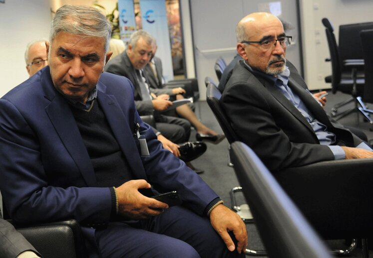 حسین کاظمپور اردبیلی، نماینده متوفی ایران در هیئت عامل اوپک