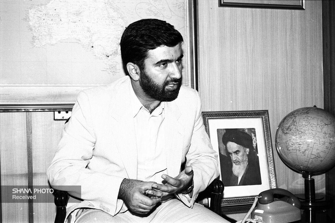 مروری گذرا بر تصاویر خاطرهانگیز دوران کاری حسین کاظمپور اردبیلی