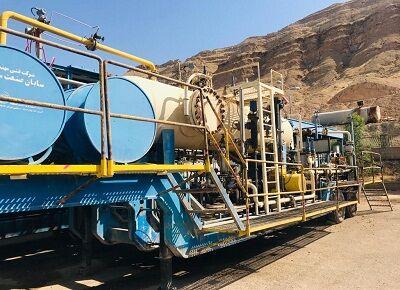 جلوگیری از هدررفت نفت خام در نفت و گاز آغاجاری
