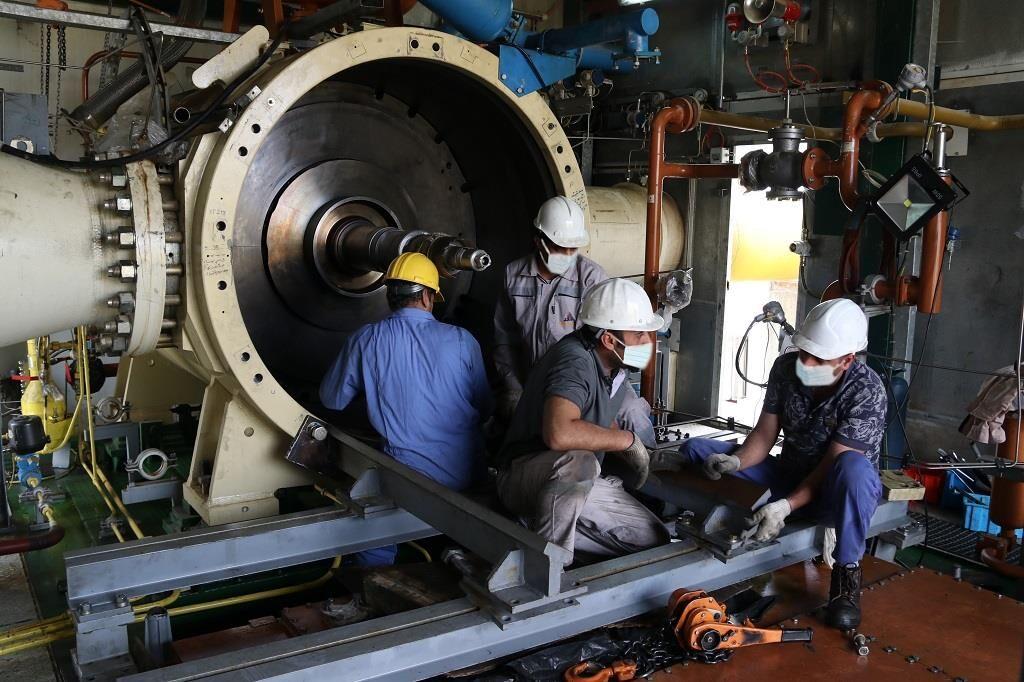 افزایش پایداری در خط لوله انتقال گاز به نیروگاه بزرگ فارس