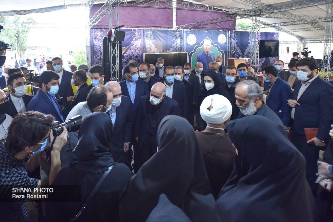 آیین بزرگداشت مرحوم حسین کاظمپور اردبیلی (2)