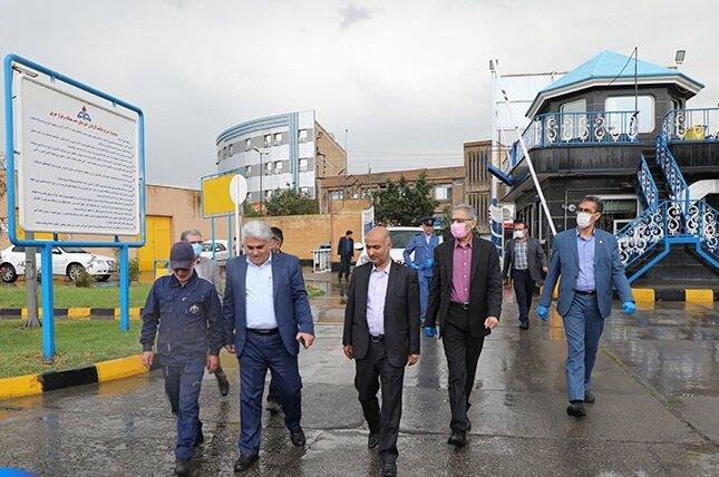انبار نفت ارومیه به هاب صادراتی فرآوردههای نفتی بدل میشود