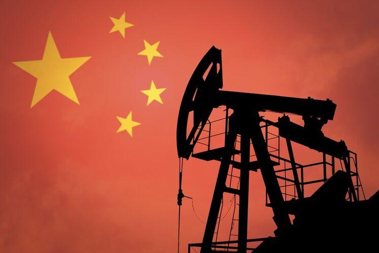 افزایش ۷.۵ درصدی پالایش نفت چین در ماه آوریل