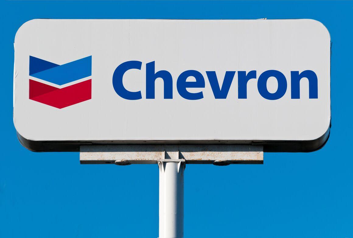 تجارت نفت و گاز شورون کاهش نمییابد