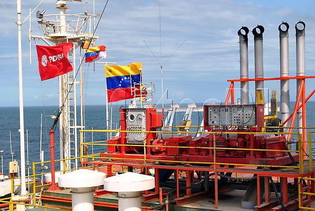 صادرات نفت ونزوئلادر سراشیبی سقوط