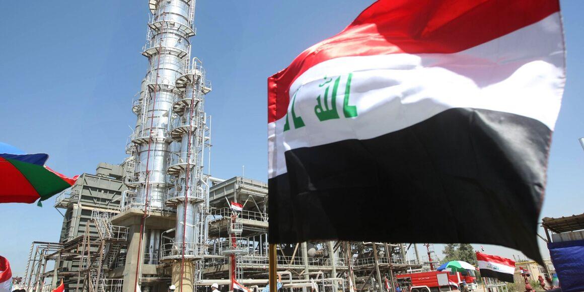 صادرات نفت عراق در ماه مه ۶.۶ درصد کاهش یافت