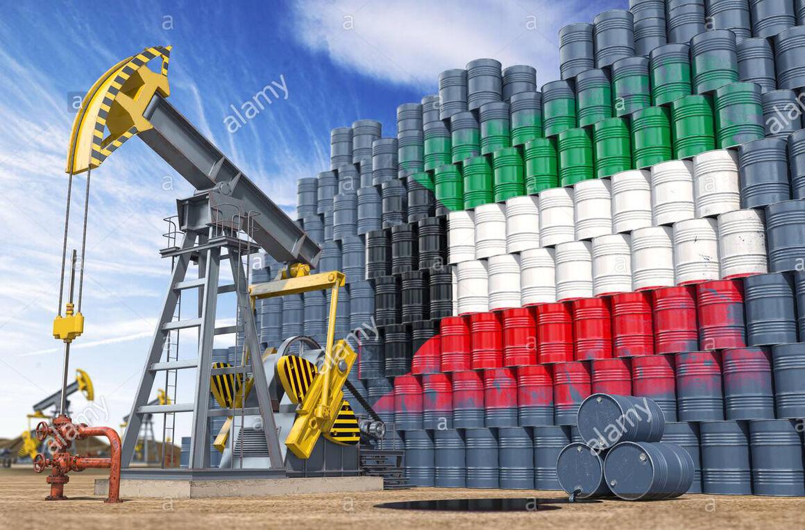 افزایش چشمگیر تولید نفت سنگین کویت تا ماه سپتامبر