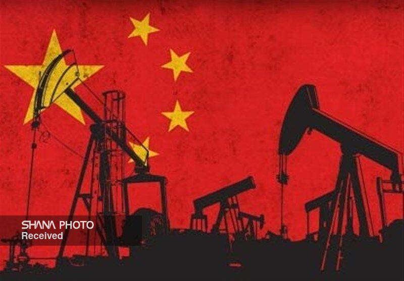 افزایش واردات نفت خام چین در ماه مارس