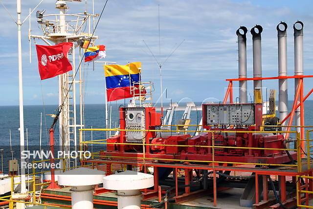 ازسرگیری صادرات مستقیم نفت ونزوئلا به چین