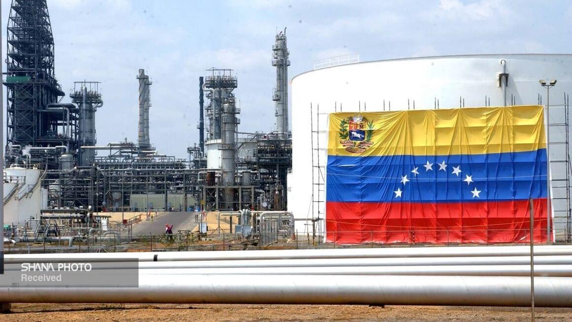صادرات نفت ونزوئلا به چین در ماه مارس افزایش یافت