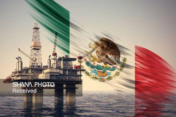 کاهش بیسابقه تولید نفت مکزیک