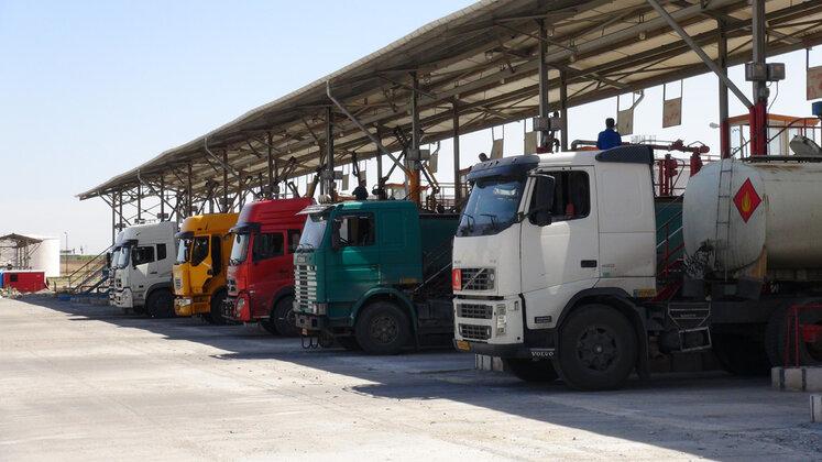 پروژه جدید انبار نفت نوشیجان همدان آماده بهرهبرداری است
