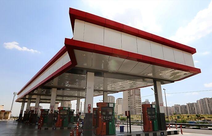 رشد ۲۸ درصدی بهرهبرداری از جایگاههای سوخت استان مرکزی