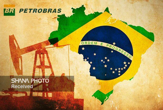 تولید نفت خام برزیل در ماه مه کاهش یافت