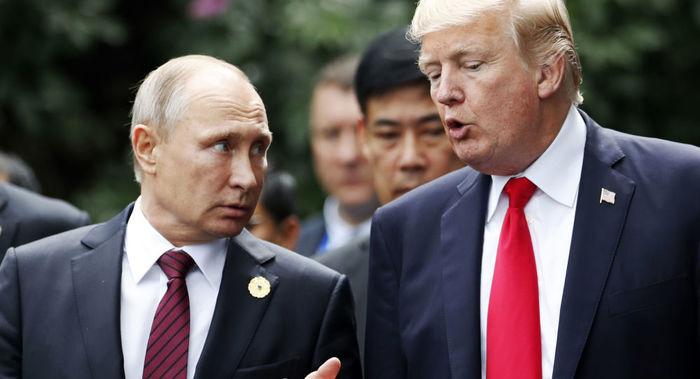 گفتوگوی تلفنی ترامپ و پوتین درباره بازار نفت
