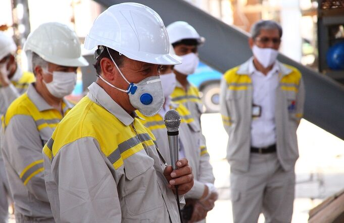آغاز عملیات تعمیرات اساسی در پالایشگاه گاز فجر جم