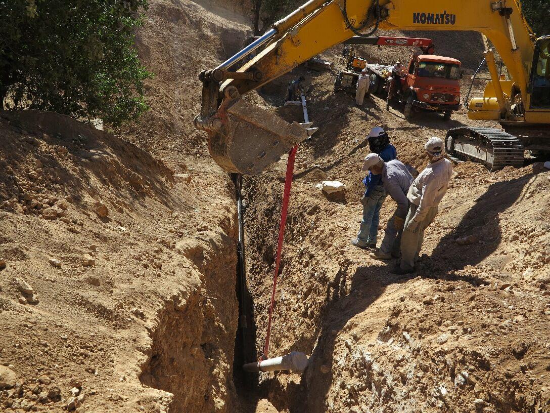 حرکت پرشتاب گازرسانی روستایی در خراسان جنوبی