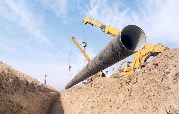 تکمیل عملیات فاز نخست آبرسانی به غیزانیه با مشارکت نفت