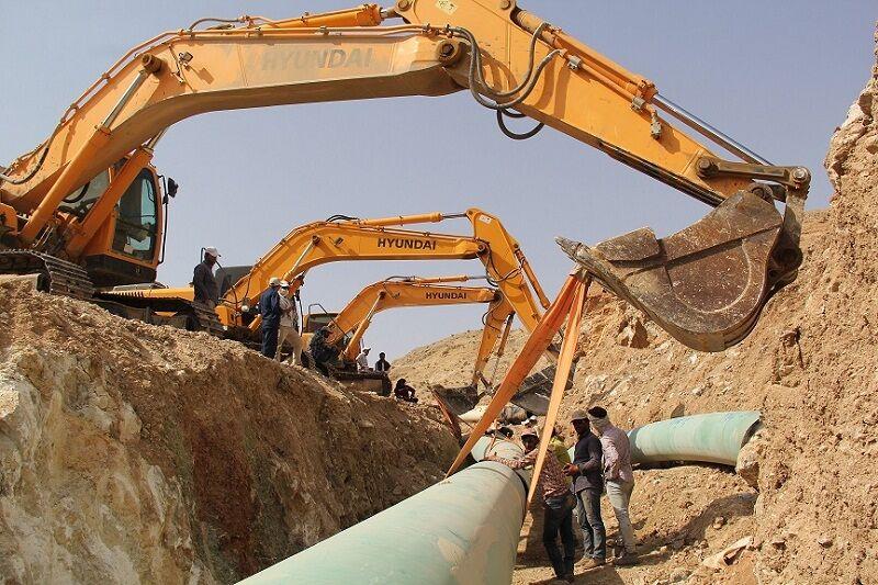 بهرهبرداری از طرح تعویض ۶۷ کیلومتر از خط لوله نفت مارون ـ اصفهان