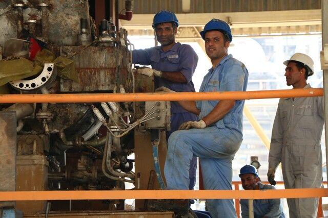 تعمیرات اساسی مجتمع گاز پارس جنوبی به ایستگاه پایانی رسید