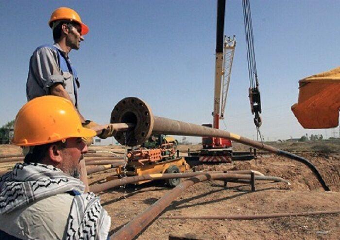 نگهداری و تعمیرات خطوط لوله در نفت و گاز مارون