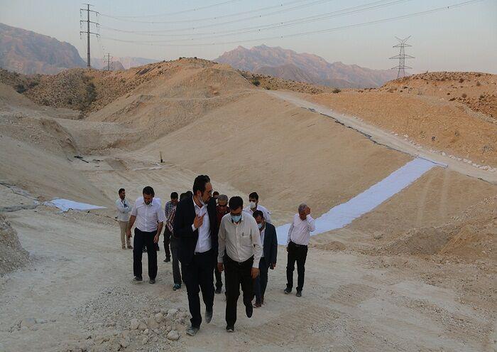 واحد دفن پسماندهای صنعتی منطقه ویژه پارس راهاندازی شد