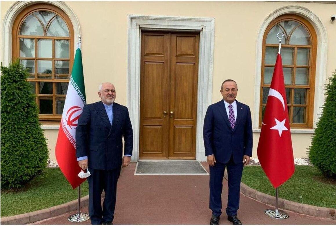 ظریف خواستار ازسرگیری صادرات گاز ایران به ترکیه شد
