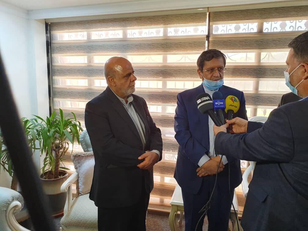 تعیین تکلیف منابع مالی حاصل از صادرات انرژی ایران به عراق