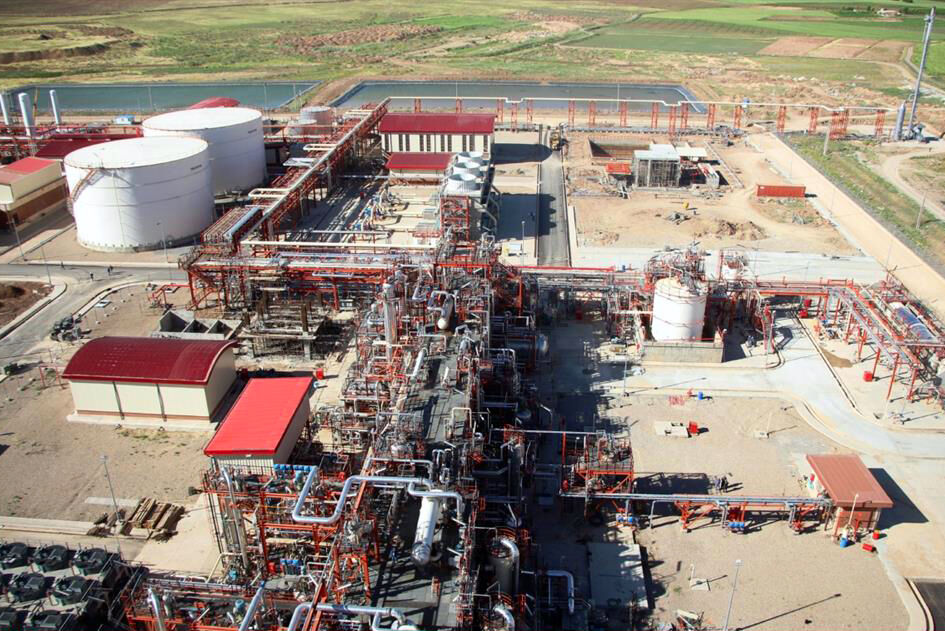 Iran Launches 175,000-Ton Polyethylene Plant