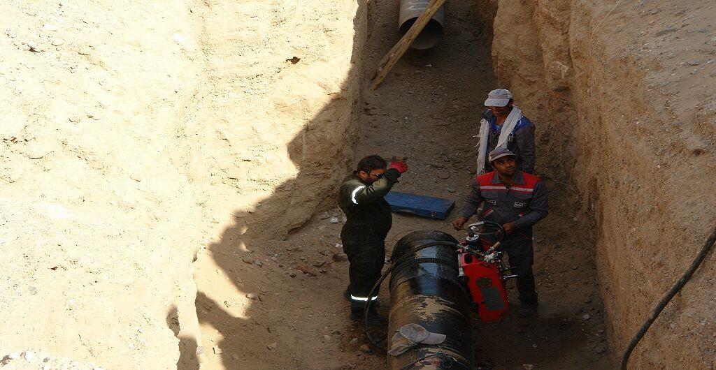 طول شبکه گازرسانی در بندرعباس به ۷۷۰ کیلومتر میرسد