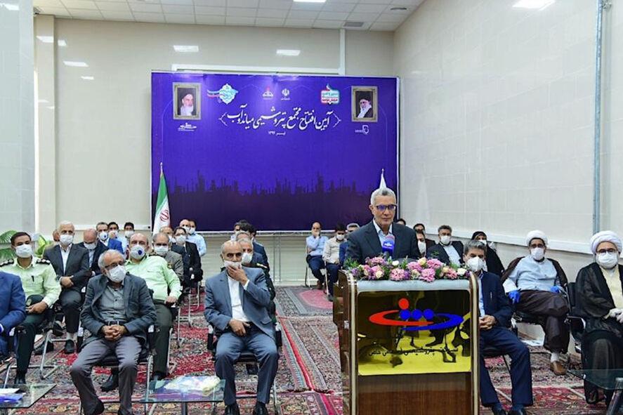 پتروشیمی میاندوآب با کاتالیست ایرانی به بهرهبرداری رسید