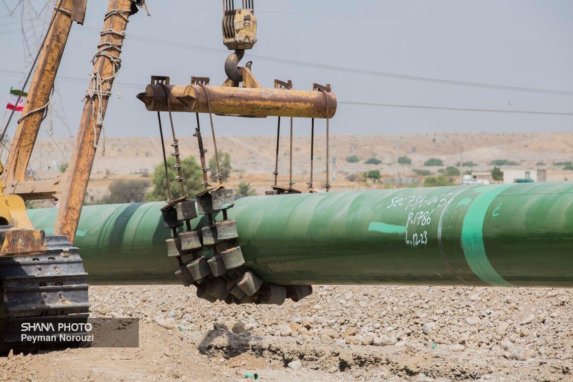 طرح انتقال نفت، تمرین توانستن در شرایط تحریم