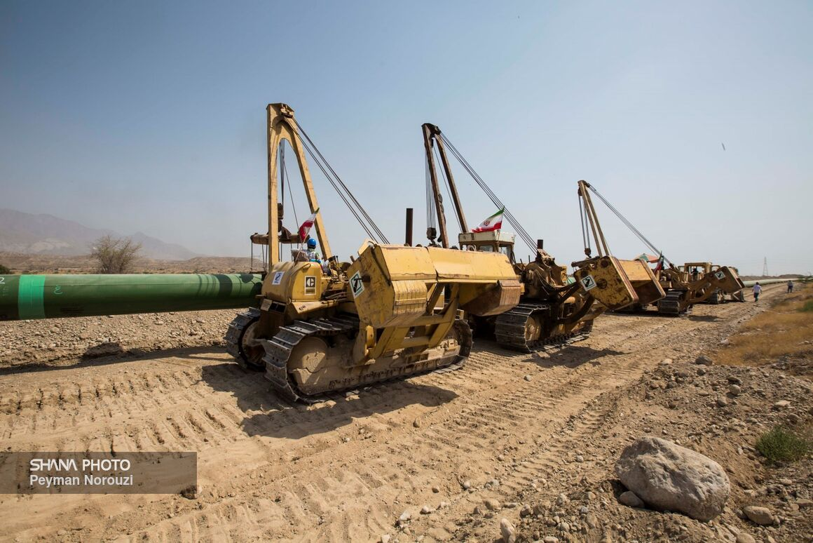 اهمیت خط لوله نفت گوره به جاسک در بازدارندگی ژئوپلیتیک ایران