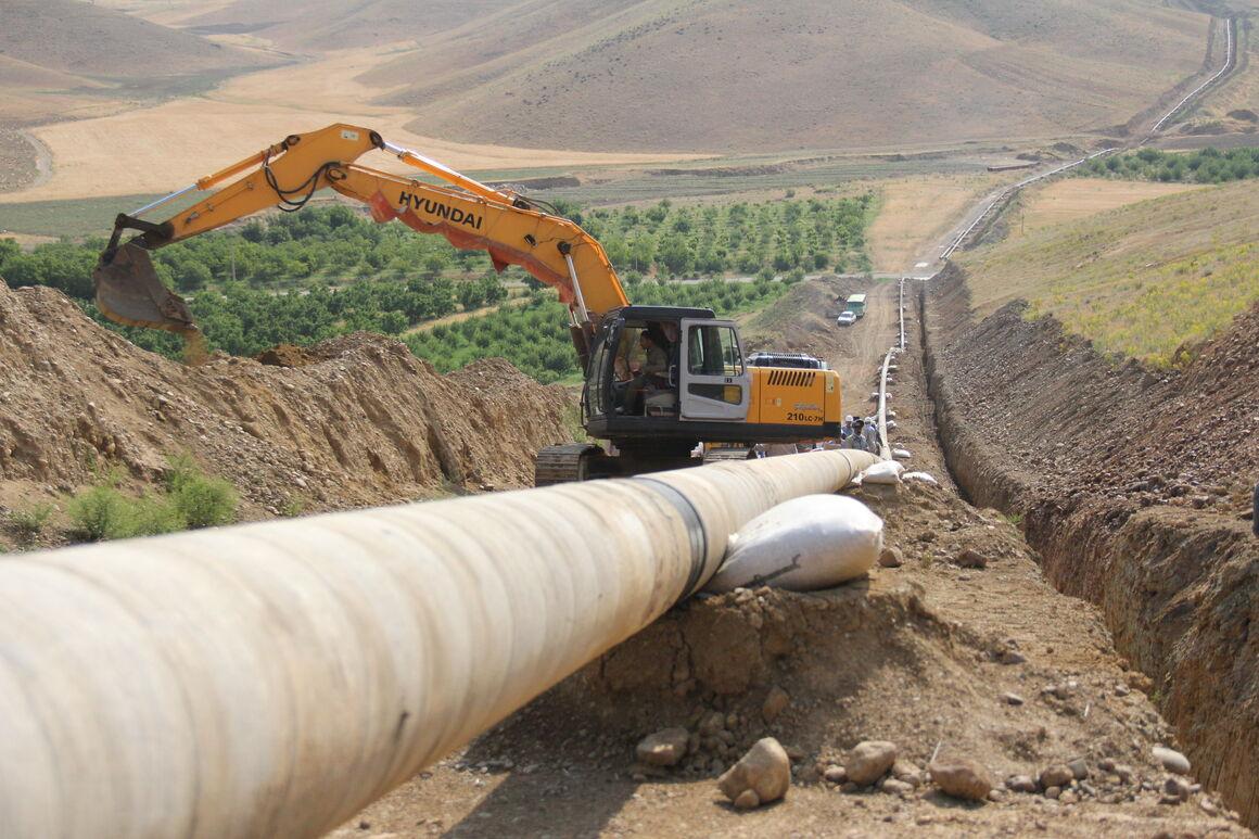 افزایش ۲۳۰ درصدی گازرسانی روستایی در استان اردبیل