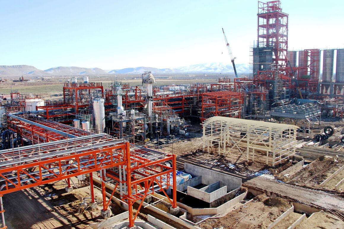 تحریم مانع توسعه صنعت نفت نمیشود