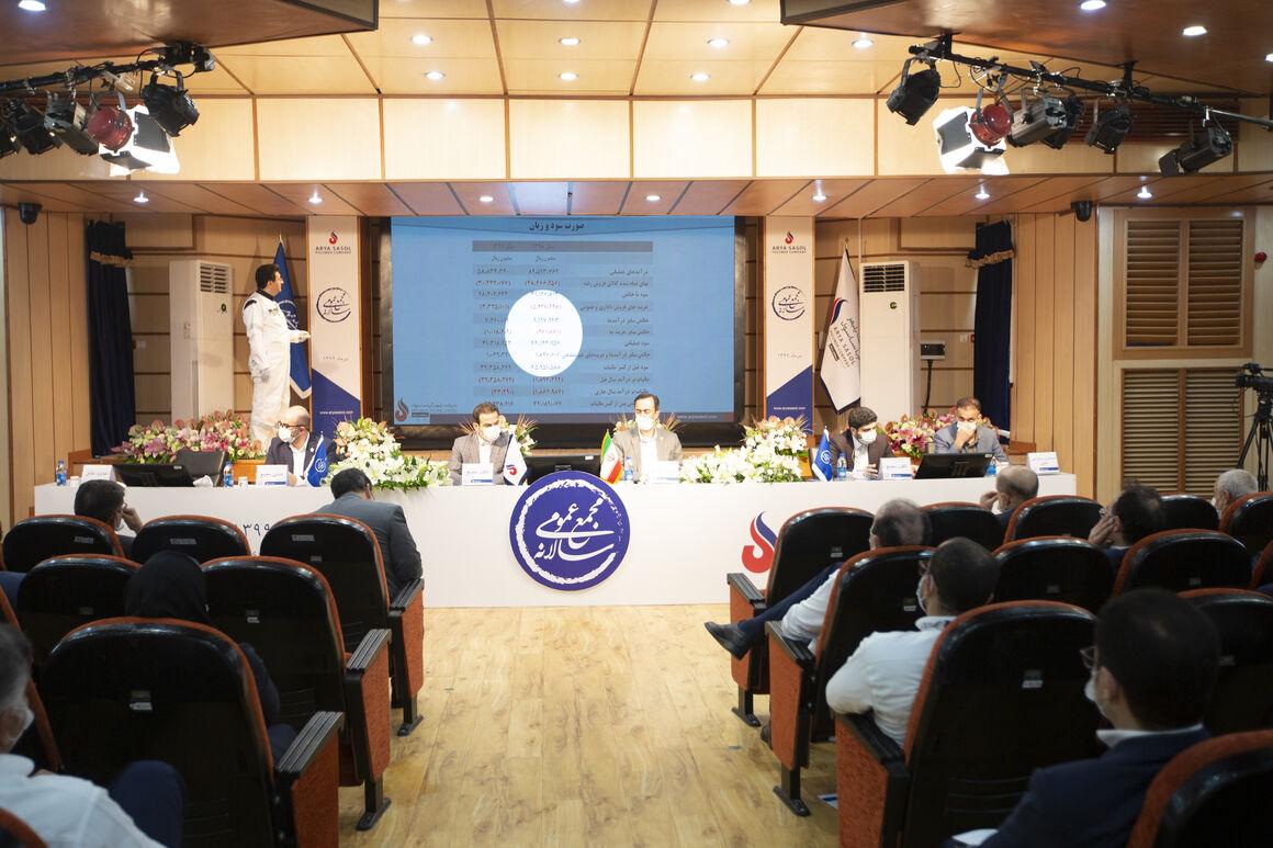 ثبت رکوردی تازه در تولید واحدهای پلیاتیلنی ایران