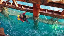 1st LPG Jetty of Tombak Export Port Operational