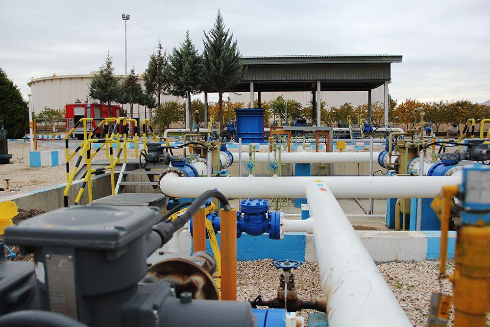دریافت و ارسال ۲ میلیارد لیتر نفت و فرآوده با خطوط لوله منطقه غرب