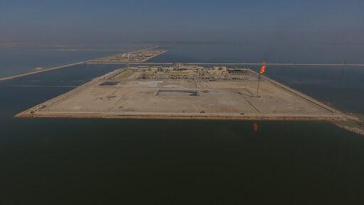 روزشمار توسعه در میدان نفتی یاران