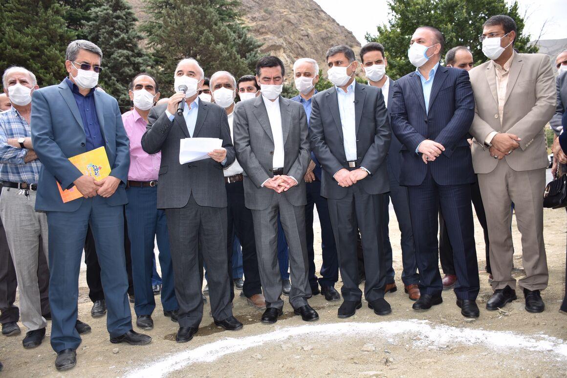 عملیات اجرایی گازرسانی به روستاهای آسارا آغاز شد