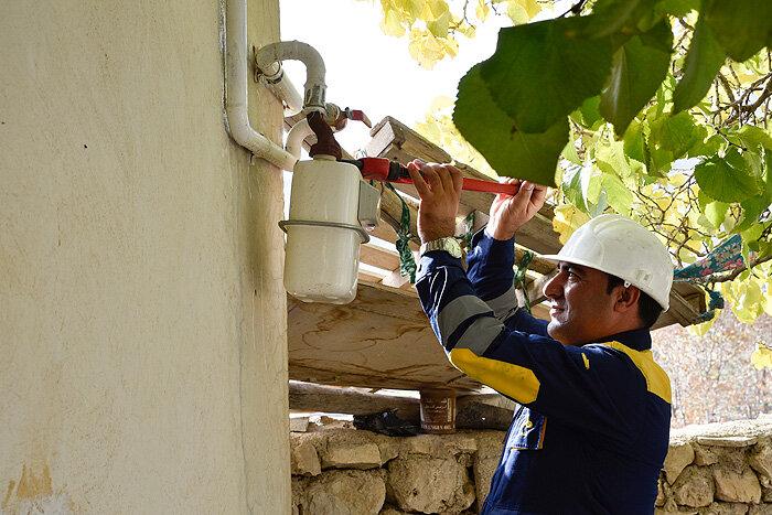 بهرهمندی بیش از ۲ هزار مصرفکننده جدید از گاز در استان مرکزی