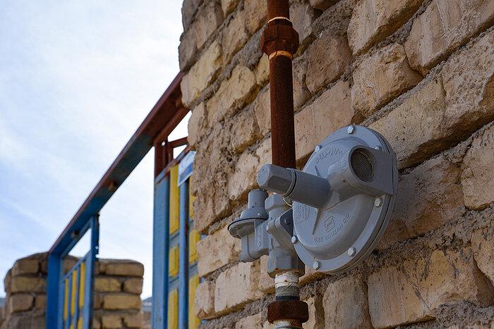 اتصال بیش از ۲۶ هزار مشترک به شبکه گاز در آذربایجان غربی