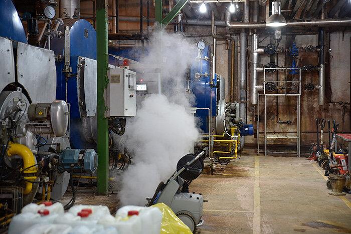 جایگاه مطلوب خراسان رضوی در گازرسانی به واحدهای تولیدی و صنعتی