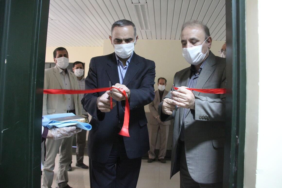 دفتر همکاری شرکت گاز آذربایجان شرقی و دانشگاه سهند گشایش یافت