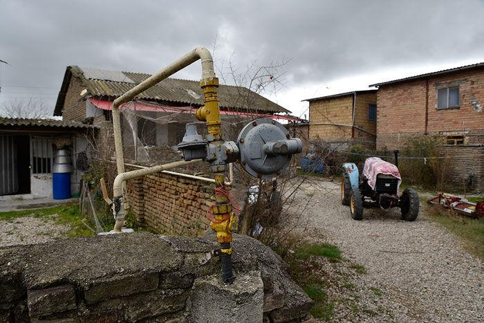 بهرهمندی بیش از ۹۸ درصد خانوارهای گیلانی از گاز طبیعی