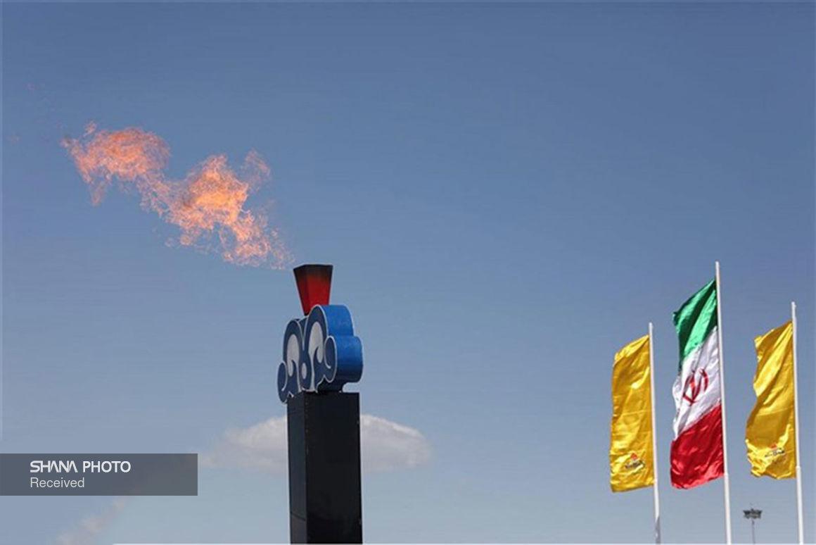 جشن پایان گازرسانی در خراسان شمالی