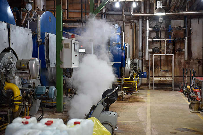شهرک صنعتی فراشبند فارس به شبکه گاز طبیعی متصل شد