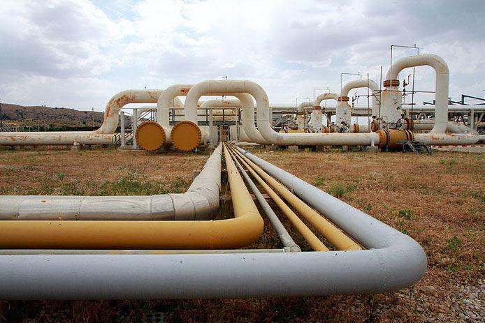 پایداری انتقال گاز در منطقه ۴ عملیات افزایش یافت